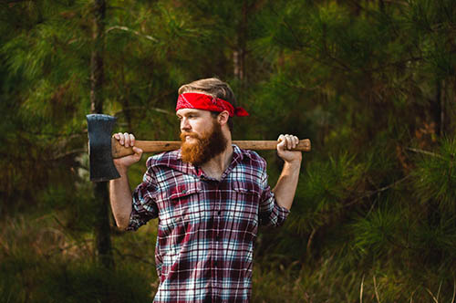 stump-grinding-south-lake-guy-with-axe